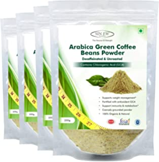 Soulager Healthcare Green Coffee Beans with Fortified Antioxidant