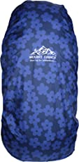 Mount Track Hiker Pro Rain Cover for 60 to 90 Ltrs Rucksack Blue