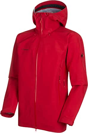 Mammut Crater Hooded Giacca Hardshell con cappuccio Uomo