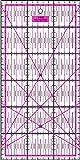 Patchwork Lineal Zentimeterraster 30 cm x 15 cm - Pink