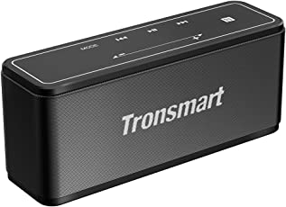 Tronsmart 40W Altoparlante Bluetooth 4.2 Cassa Portatile, Speaker Wireless,TWS & NFC, Pulsanti Touch, Subwoofer Speakers, Sound Digital 3D Riproduzione di 15 ore, per iPhone,Android, Computer, Laptop