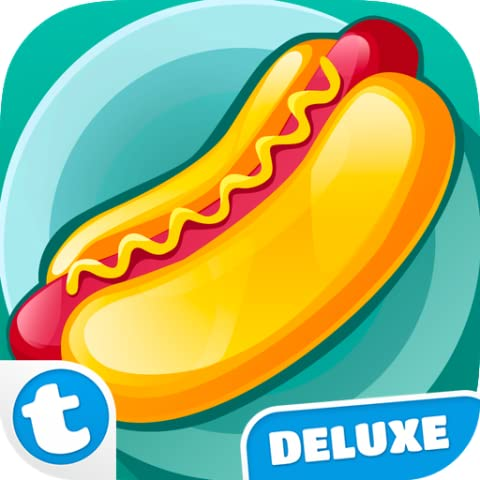 Hot Dog Shop - Cook And Sell DELUXE
