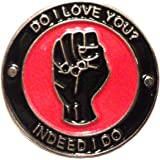 Do I love You? (Indeed I do) Northern Soul MODS Skinhead Metal Enamel Badge
