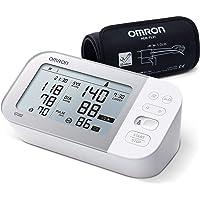 Omron X7 Smart Oberarm-Blutdruckmessgerät mit Bluetooth und Intelli Wrap Manschette, weist auf mögliches Vorhofflimmern (Afib) hin