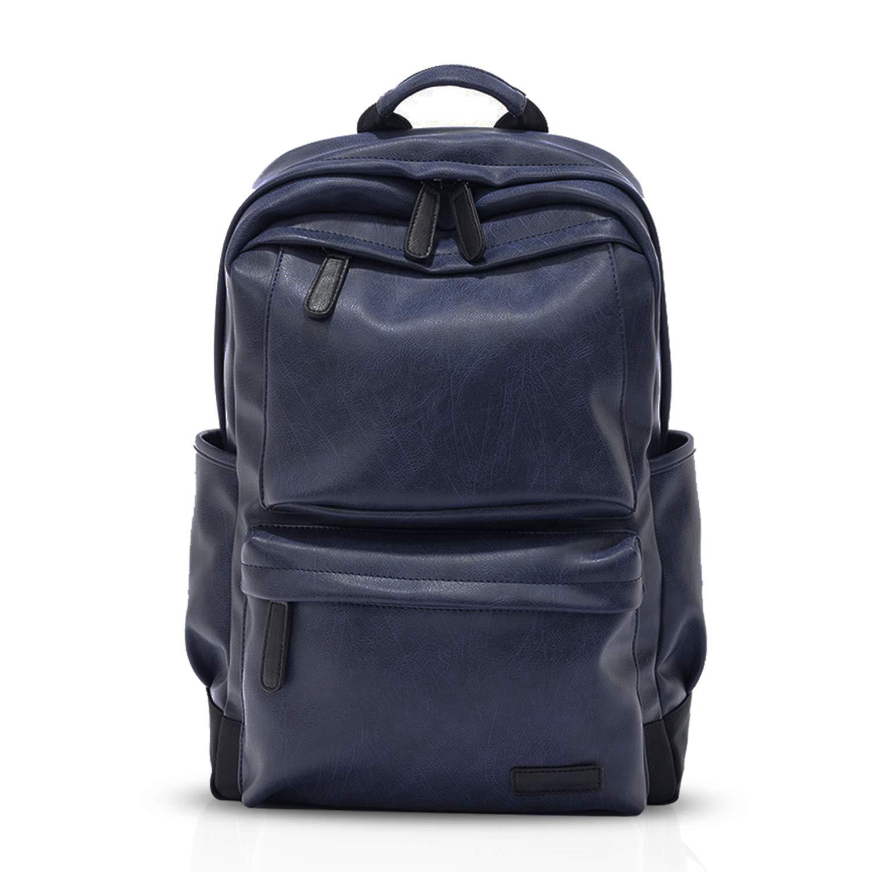 comprare popolare 21f27 8b664 FANDARE Impermeabile Borsa da scuola Viaggio Zaino 12.9 inch iPad Zaino  Uomo Zainetto Outdoor Camping Grande Capacità Rucksack PU