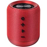 Apple iPhone X Wireless Speaker, Portable 10W Bluetooth Speaker v4.2 with HD Sound Quality, Built-In Mic, FM Radio, Micro SD