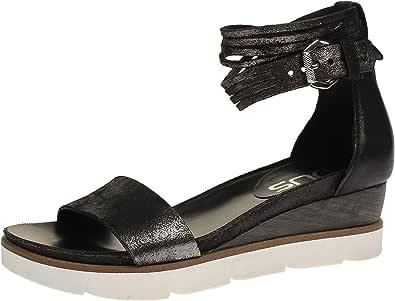 Mjus Sandalo da Donna Modello TAPASITA Art. 866005 con Cinturino Regolabile alla Caviglia