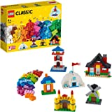 LEGO 11008 Classic LadrillosyCasas,JuegodeConstrucciónparaNiñosyNiñasa Partir de 4años