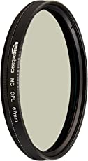 AmazonBasics Circular Polarizer Filter- 67 mm