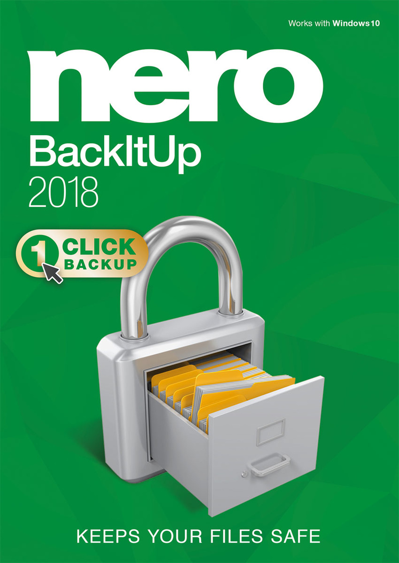 Nero BackItUp 2018 [Download]