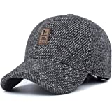 GYOUFU Unisex Berretto da Baseball Cappelli Invernali Cappelli per Circonferenza della Testa 57-61cm
