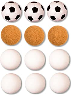 5 Stück Turnier Kickerbälle Spezial Grip Kickerball