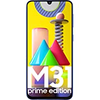Samsung Galaxy M31 Prime Edition (Ocean Blue, 6GB RAM, 128GB Storage) - Get Rs 1,000 Amazon Pay cashback on prepaid…
