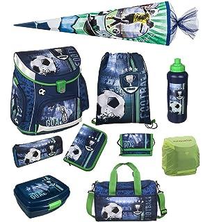 8232cc594bed8 Familando Fußball Schulranzen-Set Scooli Campus FIT 10tlg. mit Sporttasche