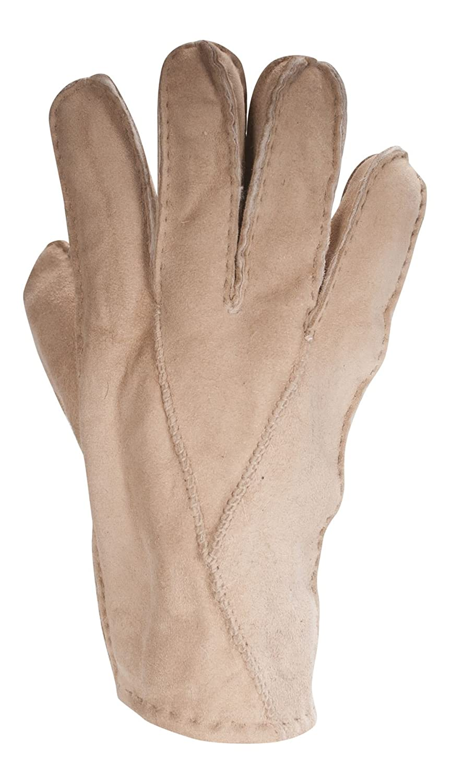 Mens sheepskin gloves uk - Nordvek Mens 100 Genuine Sheepskin Gloves Style 304 100 Medium 8 5 Chocolate Amazon Co Uk Clothing