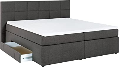 Boxspringbett ikea 180x200  Amazon.de | Boxspringbetten