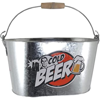 marymarygardens Beer Bucket Cooler - Cold Beer Design