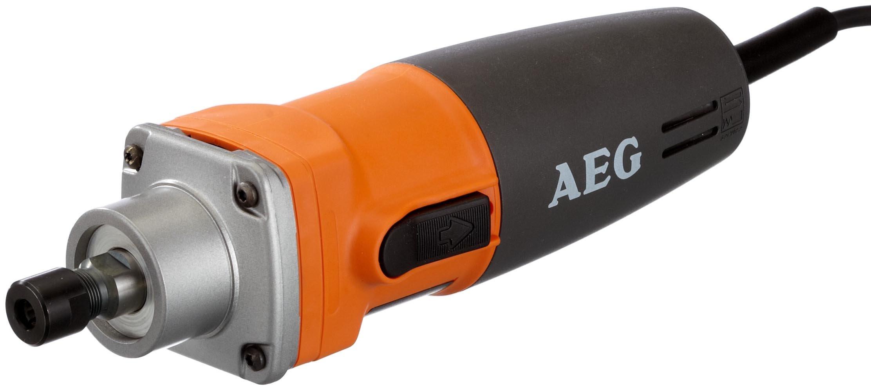 AEG Geradschleifer GS 500 E