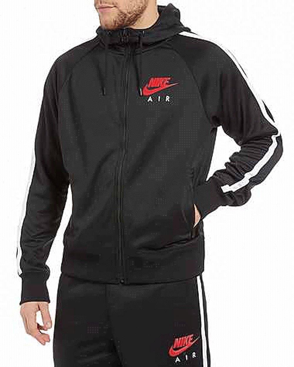 all black nike pullover hoodie