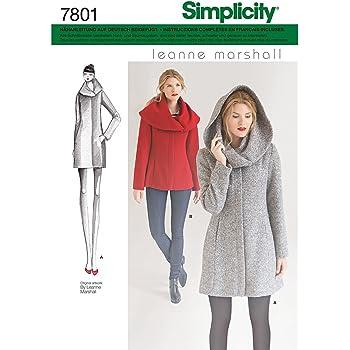 Simplicity Schnittmuster 3939 A: Woofy Wear by Wendy: Amazon.de ...