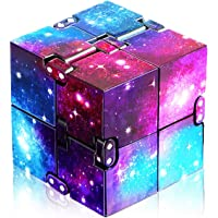 Infinity Cube Fidget Toy, Stress and Anxiety Relief Mini Preschool Toys, Fidget Toy Cube Relaxing Hand-Held for Adults…