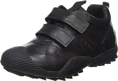 Geox Boy's Jr Savage a School Uniform Shoe