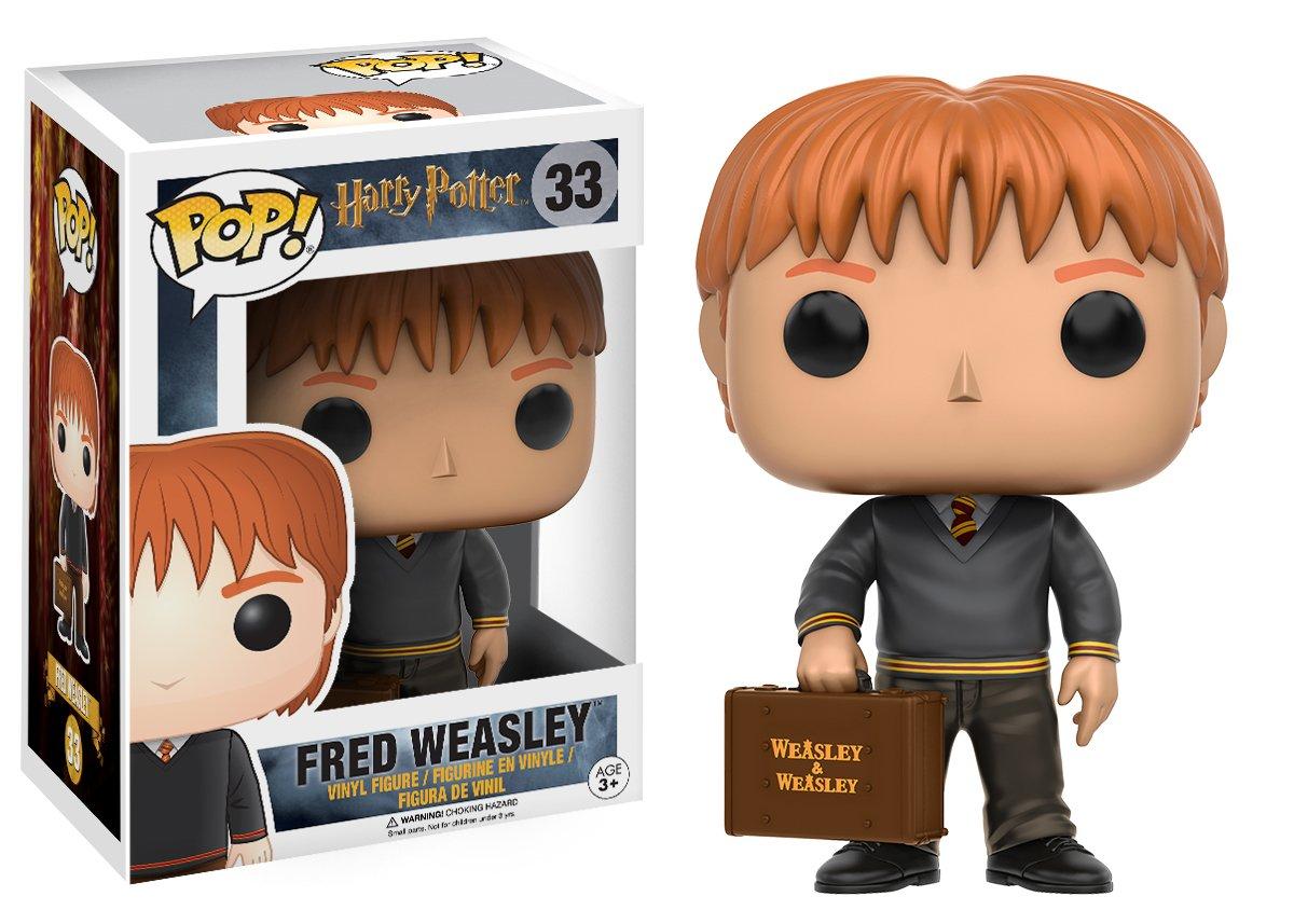 Funko Pop Fred Weasley (Harry Potter 33) Funko Pop Harry Potter