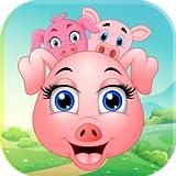 Drei kleine Schweine Rätsel