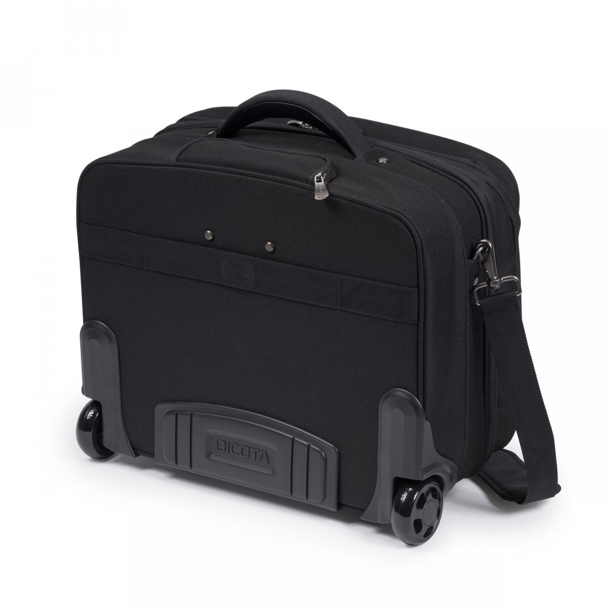 Dicota D30976 15.6 Trolley case Black notebook case - notebook cases (39.6 cm (15.6), Trolley c