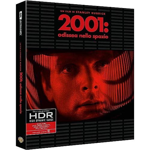 2001: Odissea Nello Spazio Stand Pack (4K Ultra Hd + Blu-Ray)