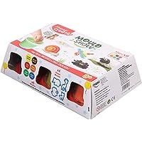 MAPED Color'Peps Modelling Dough Set of 6, Multicolor, (Model: 825506)