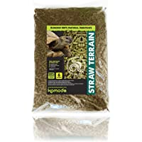 Komodo Straw Terrain, Substrates for Reptiles, Reptile Bedding, Reptile Substrate, Straw Bedding, Straw Terrain