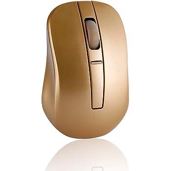 Tonor Ratón Inalámbrico Óptico 2.4GHz con Receptor USB para el Ordenador Portátil / Ordenador de
