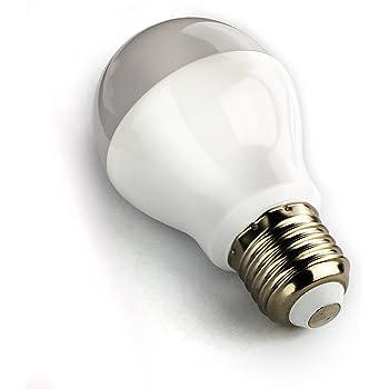 Expansion Mi-Ampoule: E27 LED 6W 1,6 million de couleur blanc chaud Ampoule pour Mi-Light peut être obscurci Wi-Fi, 2.4Ghz RF à distance, Android et iPhone Control System [Classe énergétique A]