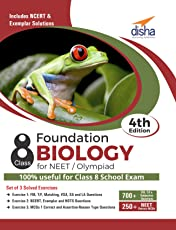 Foundation Biology for NEET/ Olympiad Class 8