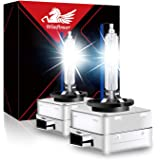WinPower D1S Xenon lamp 35W Koplamp HID Vervangingsset 8000K Blauw X-treme Licht, 2 Bollen