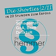Schuldrecht / Die Shorties Box 2/II (gesetzl. Schuldrecht): Karten (Karteikarten - Öffentliches Recht)