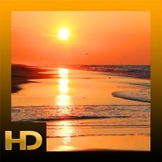 Ocean Sunset HD - Relax Unwind.