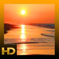 Ocean Sunset HD - Relax Unwind..