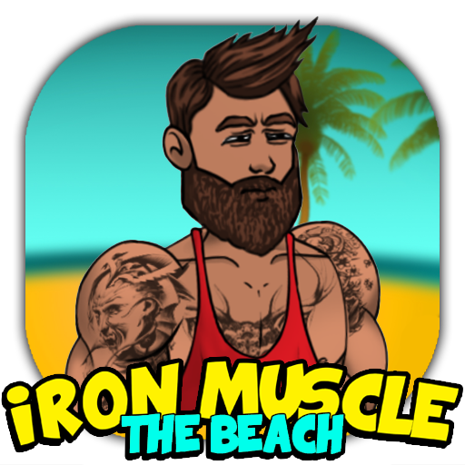 iron-muscle-the-beach-bodybuilding-and-fitness-game