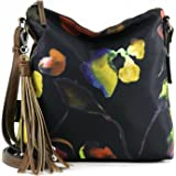 Tamaris Charlotte Crossover Bag Black