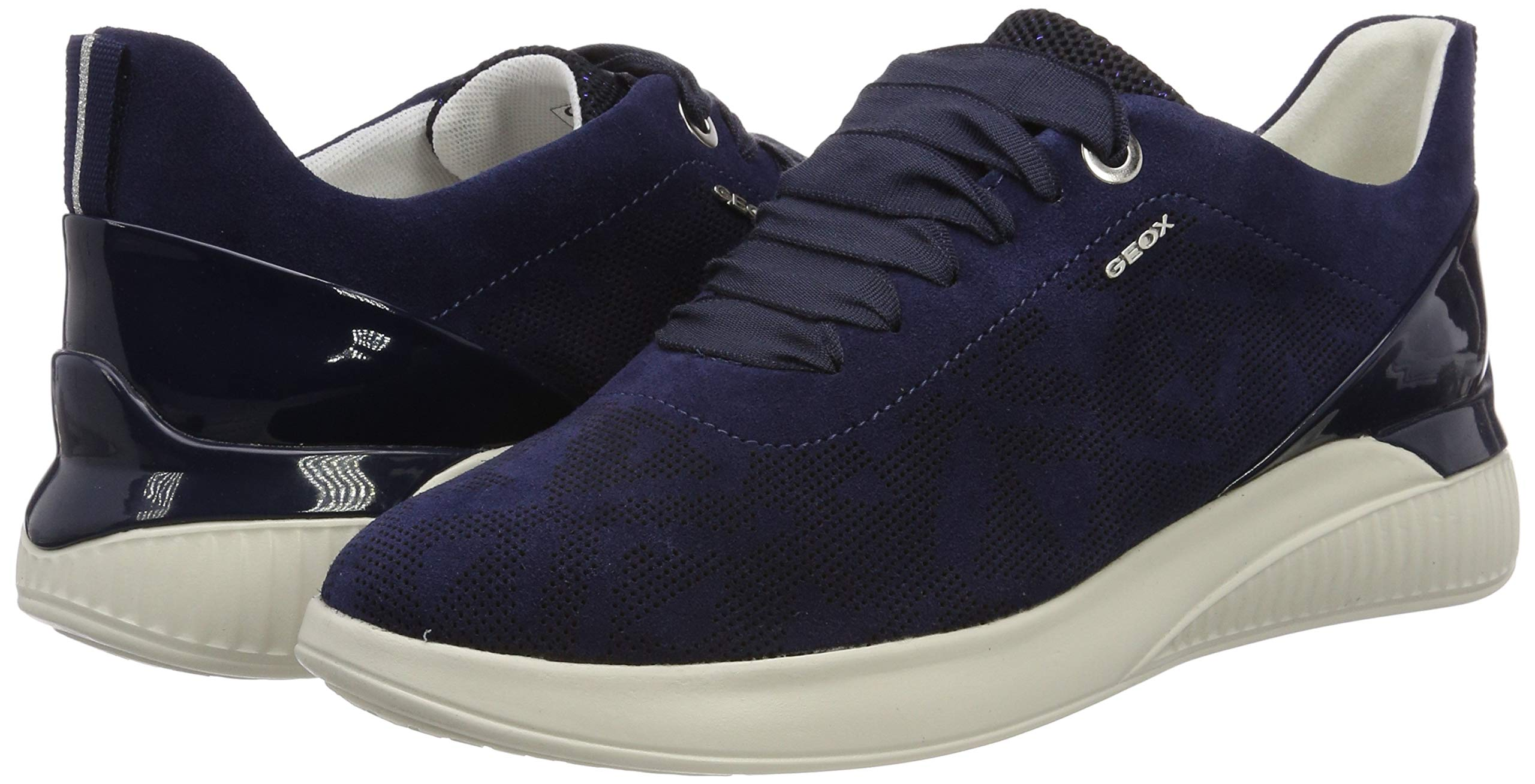 Geox Damen D Theragon C Sneaker 5