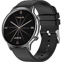 Smartwatch Orologio Fitness Uomo Donna IP68 1.3'' Schermo a colori tattile completo Intelligente Fitness Tracker…