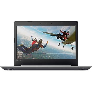 Lenovo IdeaPad 320-14IKBN 14-Inch HD Notebook - (Platinum Grey) (Intel Core i3-7100U, 4 GB RAM, 128 GB SSD, Windows 10 Home)