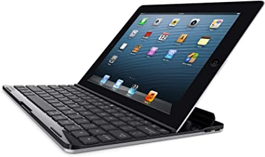 Belkin FastFit Bluetooth Keyboard with Cover for Apple iPad 2, 3rd Generation, and 4th Generation with Retina Display
