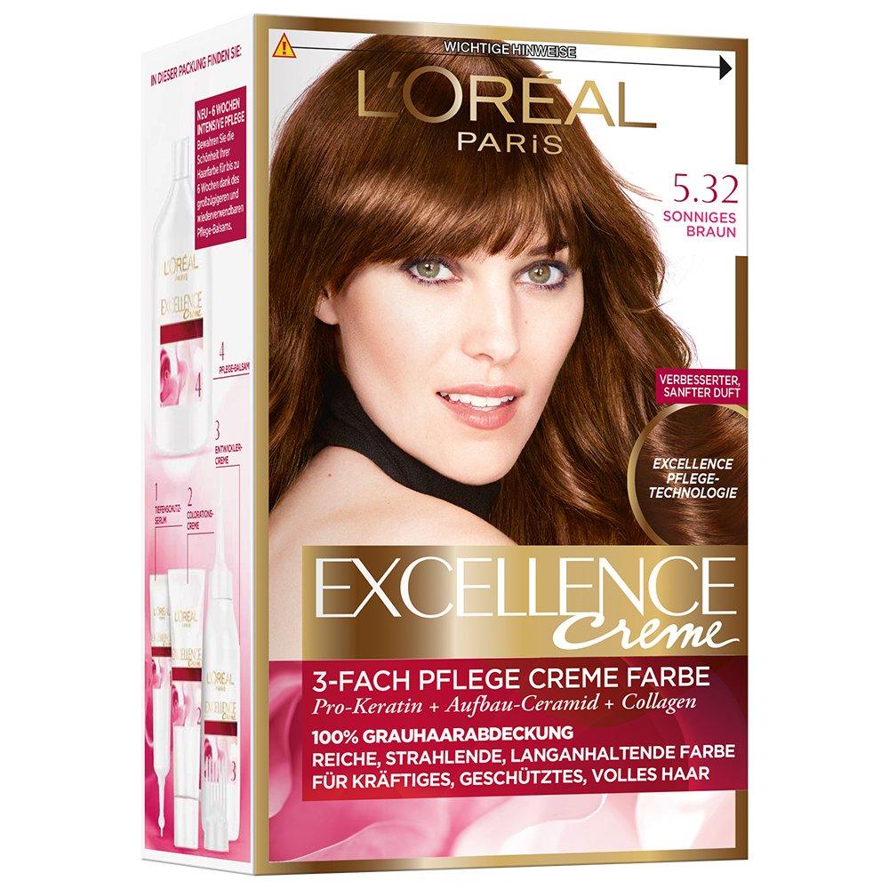 Haare braun farben erfahrungen