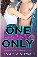 One Night Only Paperback