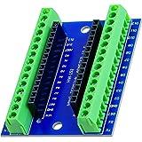 AZDelivery 5 x Nano V3.0 Placa Adaptador de Terminal con Terminales de Tornillo, Terminal Adapter Board, Module Board Compati