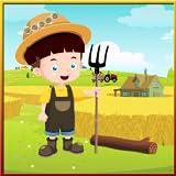 Piccolo coltivatore bambino