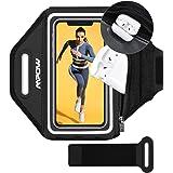 """Fascia da Braccio,【Fino a 6.8""""】Mpow Sweatproof Fascia Sportiva da Braccio Riflettente Running Armband per iPhone 11 Pro Max/1"""